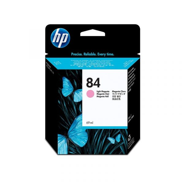 HP - 84 Light Magenta Ink Cartridge [C5018A]
