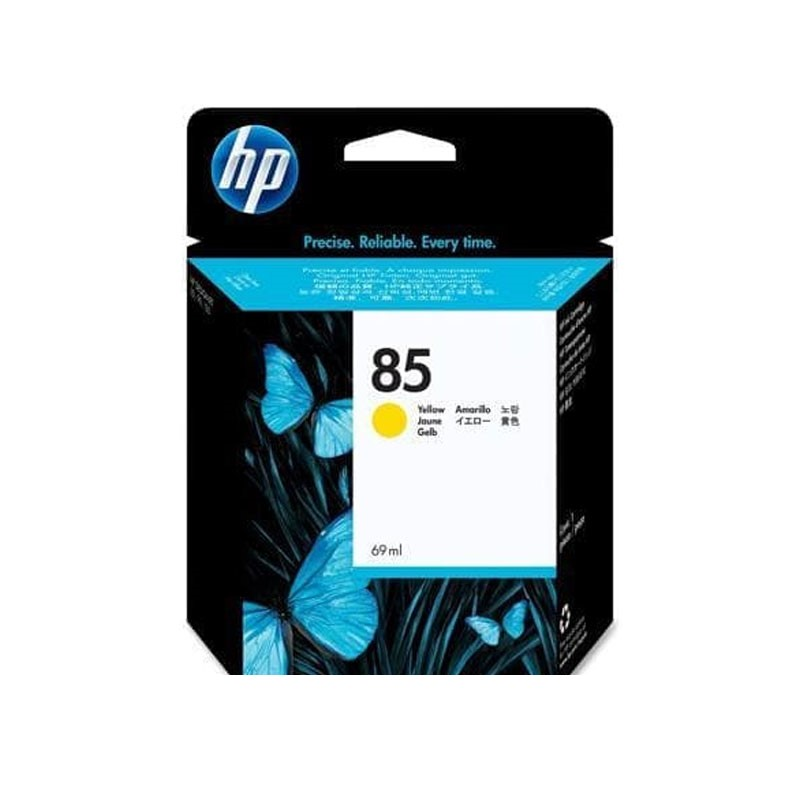 HP - 85 yellow ink cartridge [C9427A]