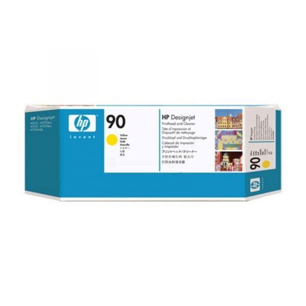 HP - 90 Yellow Printhead [C5057A]
