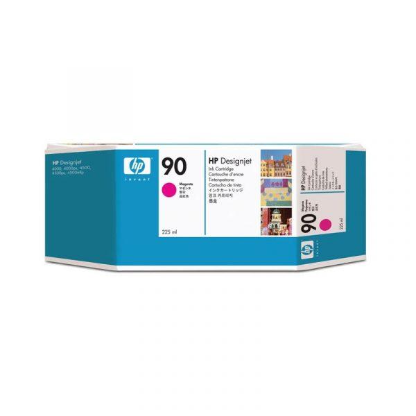 HP - 90 Magenta 225 ml Ink Cartridge [C5062A]