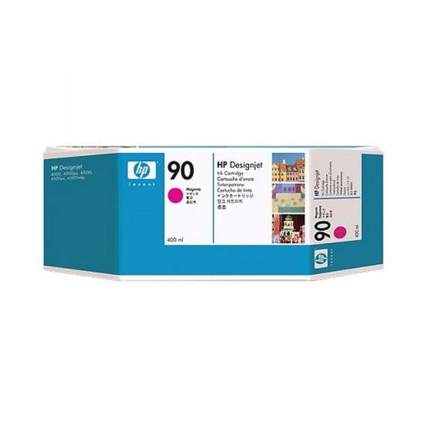 HP - 90 Magenta 400 ml Ink Cartridge [C5063A]