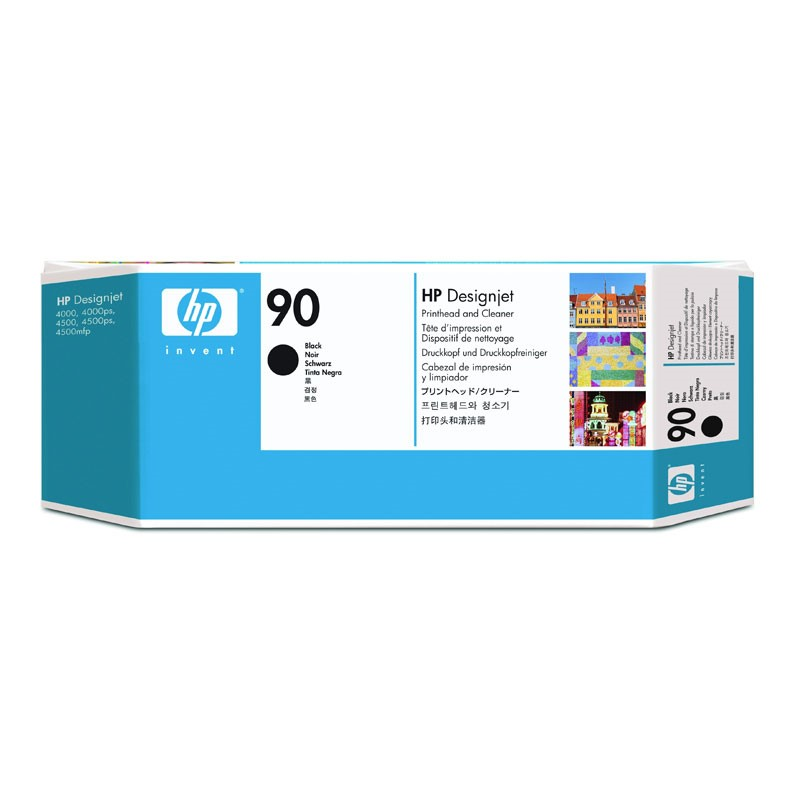 HP - 90 Black Printhead Cleaner [C5096A]