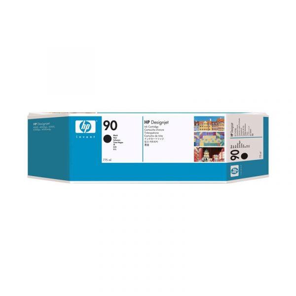 HP - 90 Black Ink 775 ml Cartridge [C5059A]