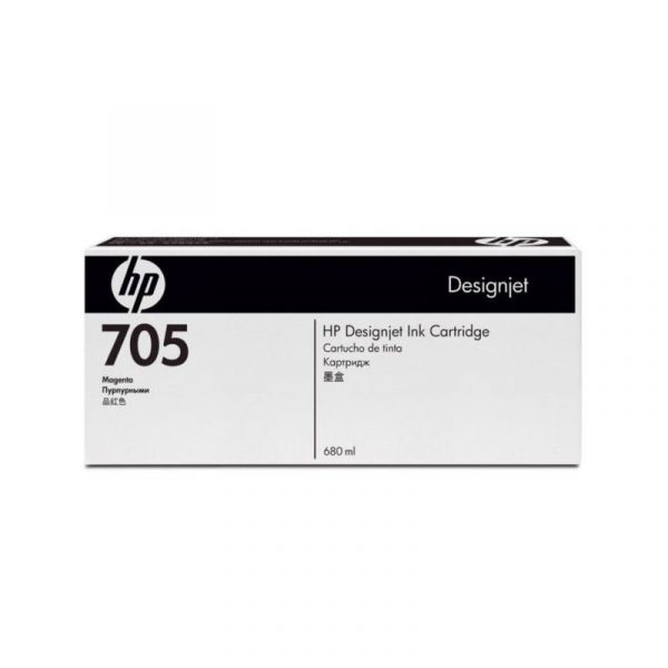HP - Designjet 705 Magenta Ink Cartridge [CD961A]