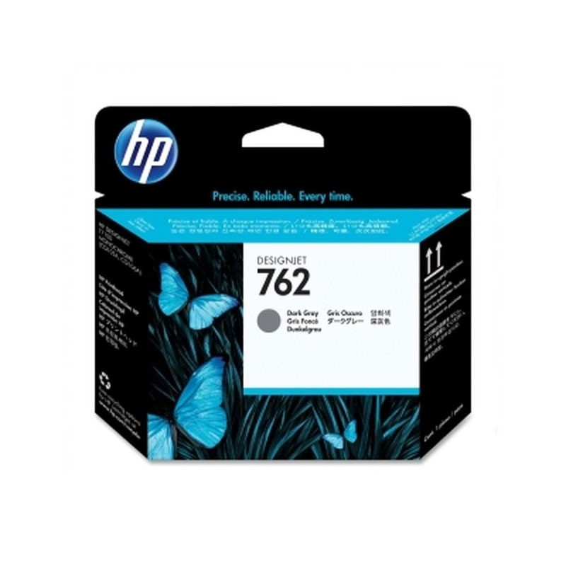 HP - 762 Dark Gray Printhead [CN074A]