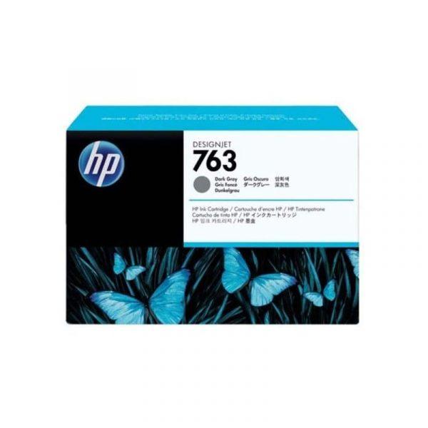 HP - 763 775ml Dark Gray Ink Cartridge [CN073A]