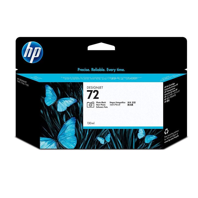 HP - 72 130ml Photo Black Ink Cartridge [C9370A]