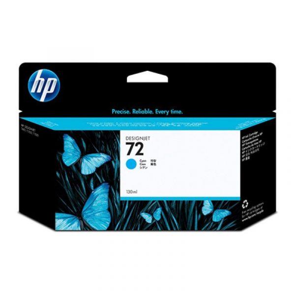 HP - 72 130ml Cyan Ink Cartridge [C9371A]