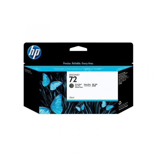 HP - 72 130ml Matte Black Ink Cartridge [C9403A]