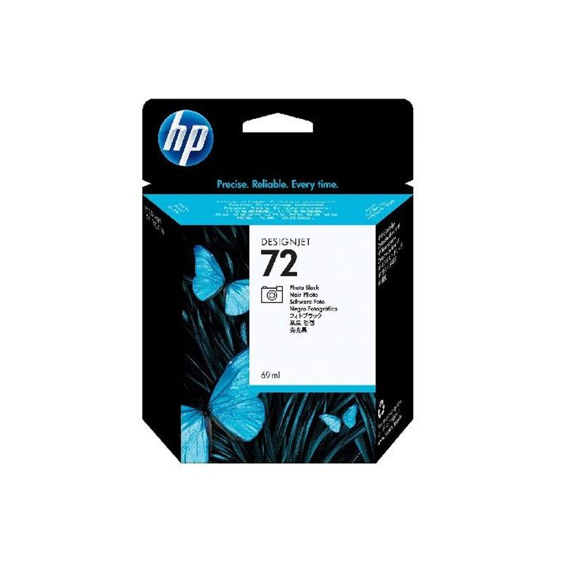 HP - 72 69ml Photo Black Ink Cartridge [C9397A]