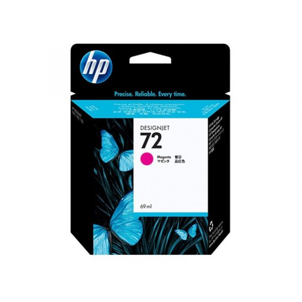 HP - 72 69ml Magenta Ink Cartridge [C9399A]