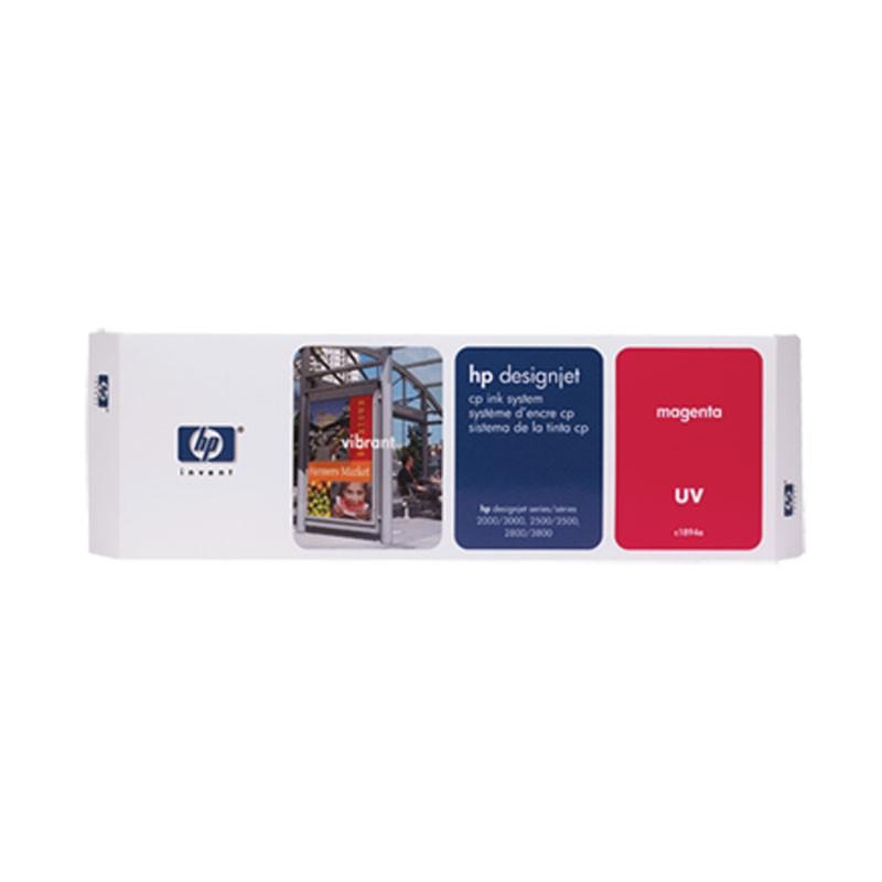 HP - DesignJet CP Ink System UV Magenta [C1894A]