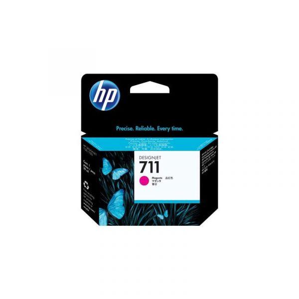 HP - 711 29-ml Magenta Ink Cartridge [CZ131A]