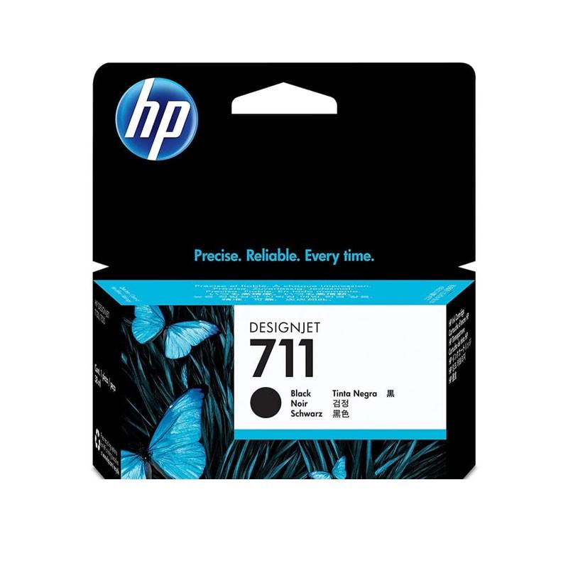 HP - 711 38-ml Black Ink Cartridge [CZ129A]