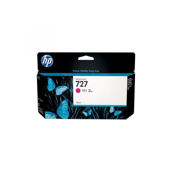 HP - 727 130-ml Magenta Ink Cartridge [B3P20A]