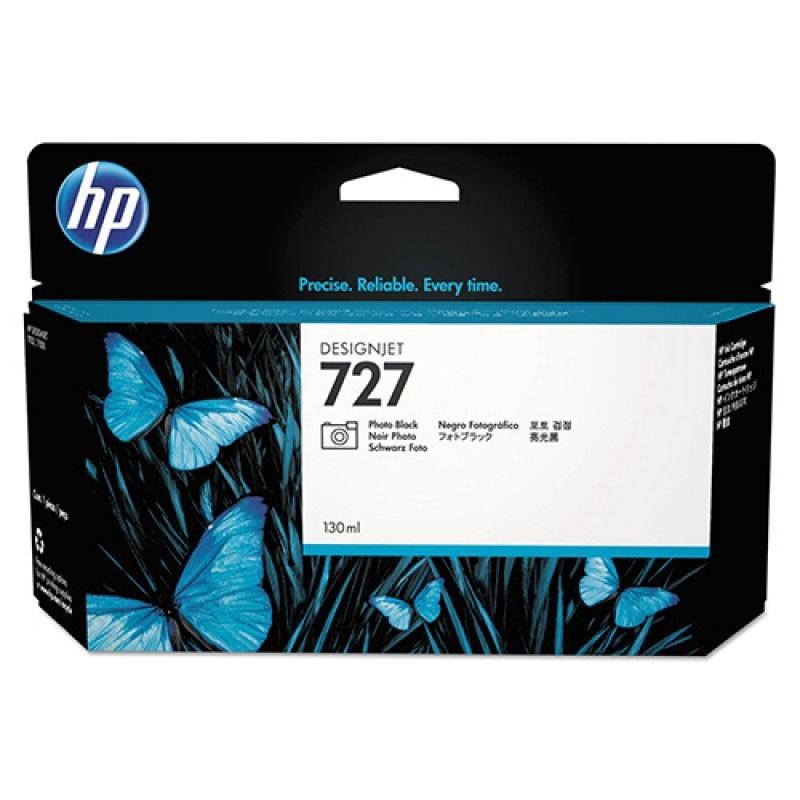 HP - 727 130-ml Photo Black Ink Cartridge [B3P23A]
