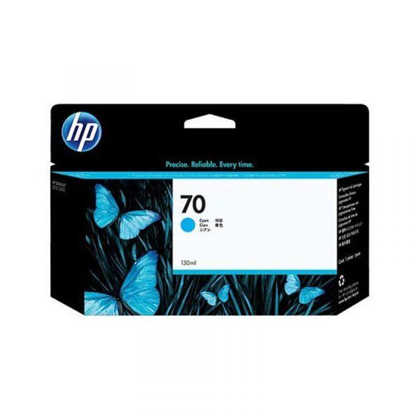 HP - 70 Cyan 130 ml Ink Cartridge [C9452A]