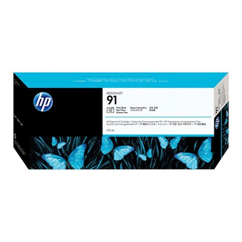 HP - 91 Photo Black 775 ml Ink Cartridge Printhead [C9465A]