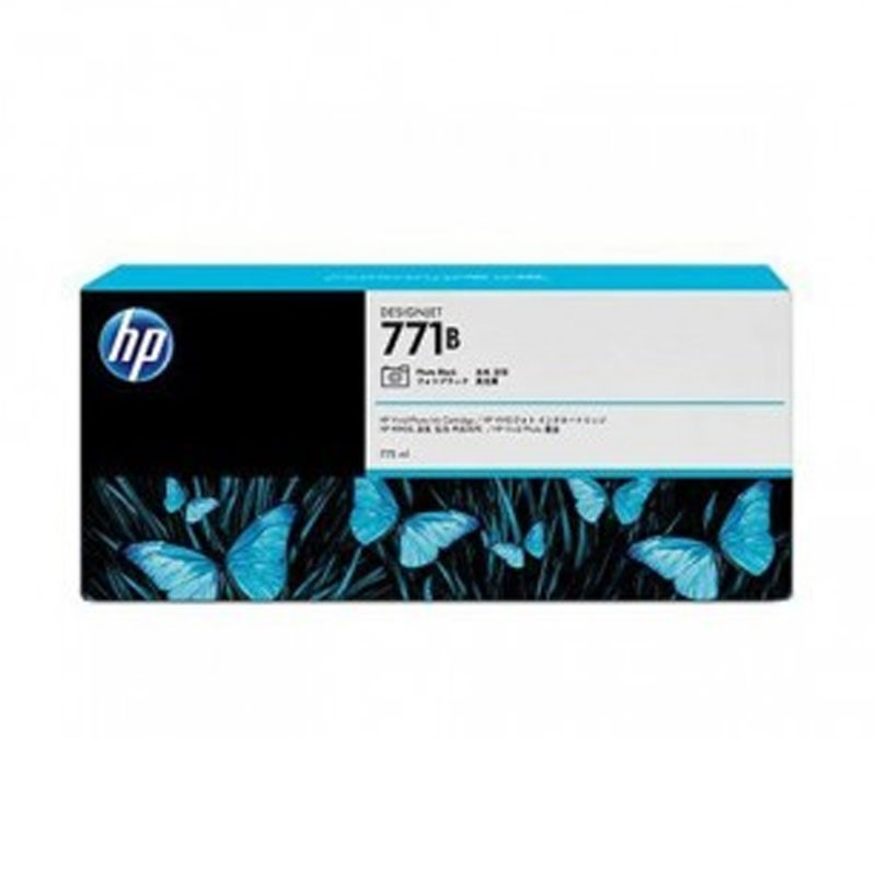 HP - 771B 775ml Photo Black Ink Cartridge [B6Y05A]