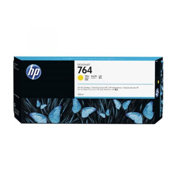 HP - 764 300-ml Yellow Ink Cartridge [C1Q15A]