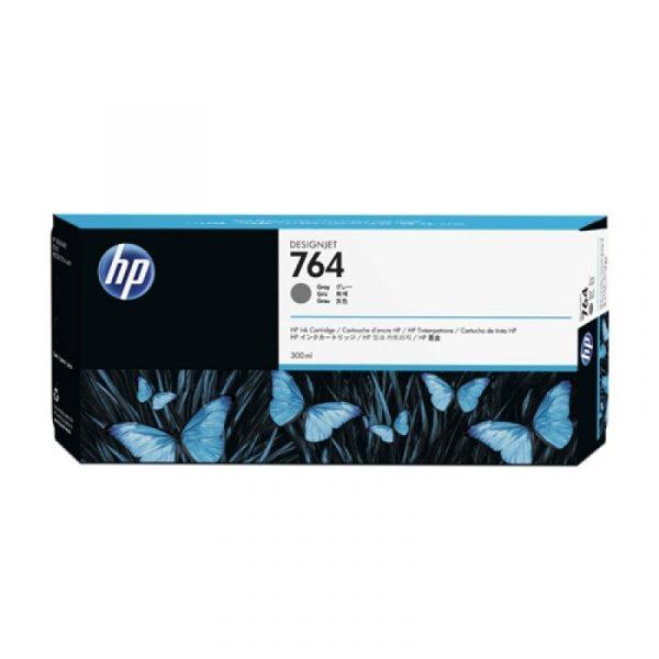 HP - 764 300-ml Gray Ink Cartridge [C1Q18A]