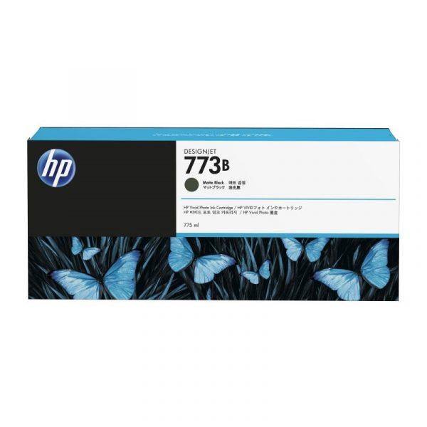 HP - 773B 775-ml Matte Black Ink Cartridge [C1Q29A]
