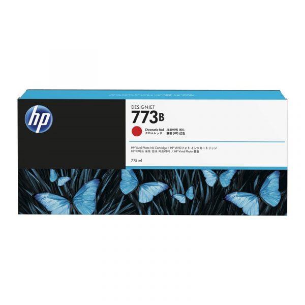 HP - 773B 775-ml Chrmtc Red Ink Cartridge [C1Q30A]