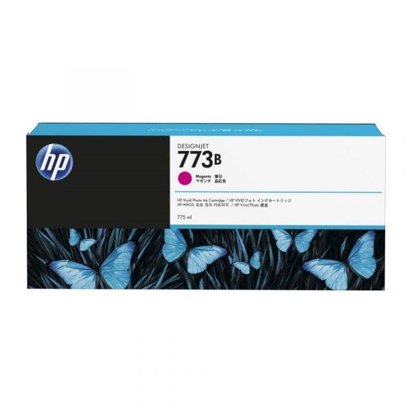 HP - 773B 775-ml Magenta Ink Cartridge [C1Q31A]