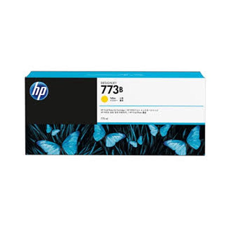 HP - 773B 775-ml Yellow Ink Cartridge [C1Q32A]