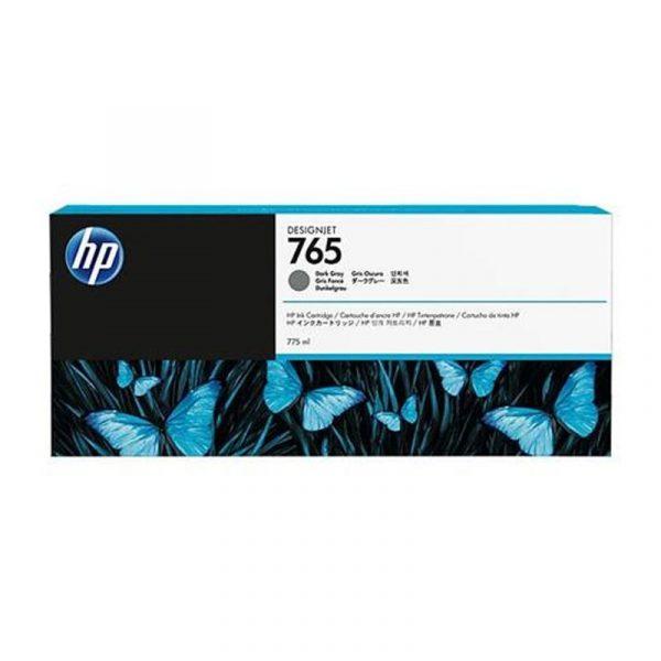 HP - 765 775-ml Dark Gray Ink Cartridge [F9J54A]