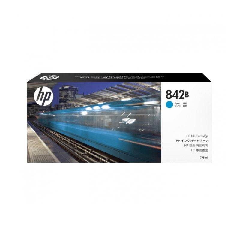 HP - 842B 775-ml Cyan Ink Cartridge [C1Q50A]