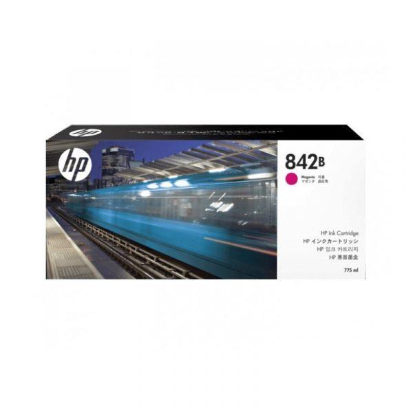HP - 842B 775-ml Magenta Ink Cartridge [C1Q51A]