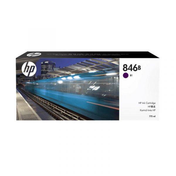 HP - 846B 775-ml Black Ink Cartridge [F9J69A]