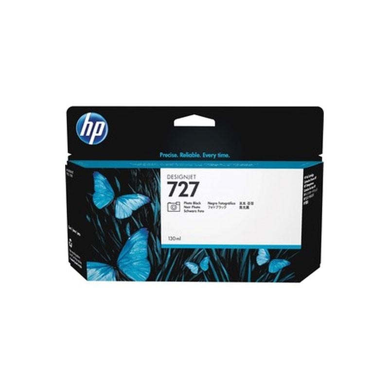 HP - 727 300-ml Photo Black Ink Cartridge [F9J79A]