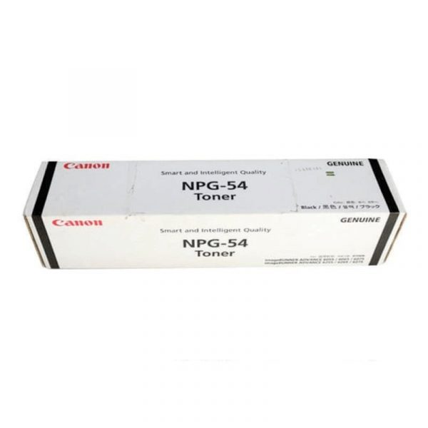 CANON - Black Toner NPG-54