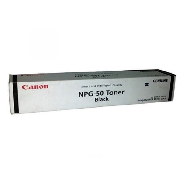 CANON - Black Toner NPG-50