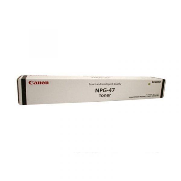 CANON - Black Toner NPG-47