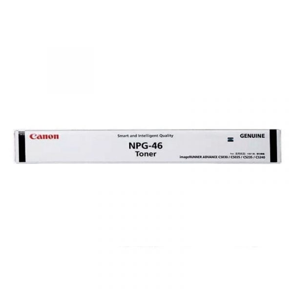 CANON - Black Toner NPG-46