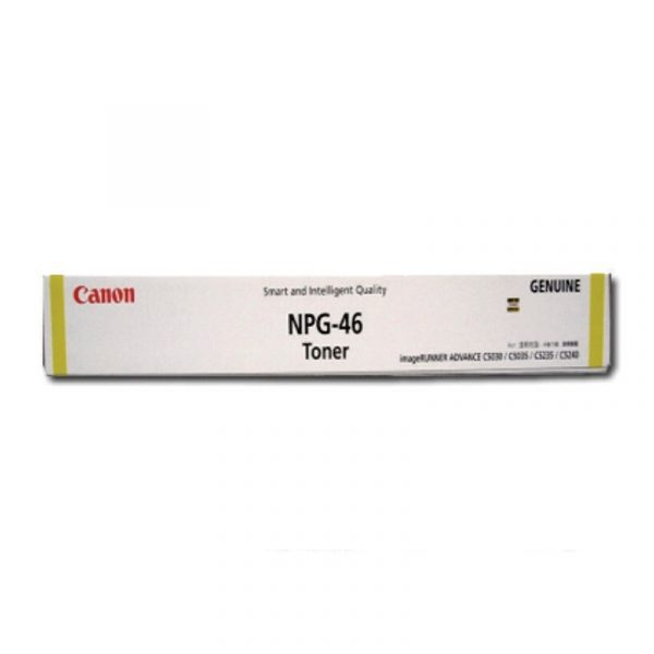 CANON - Yellow Toner NPG-46