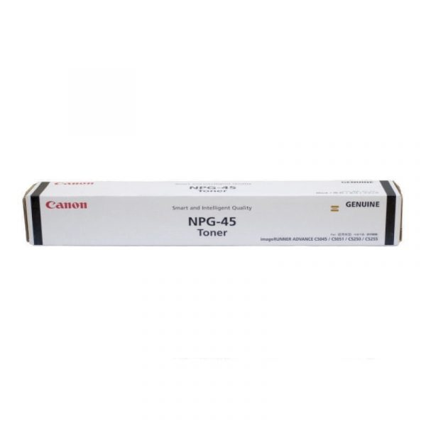 CANON - Black Toner NPG-45