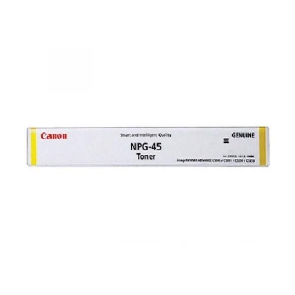 CANON - Yellow Toner NPG-45