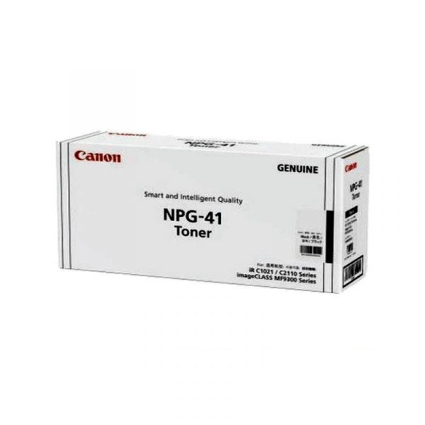 CANON - Black Toner NPG-41