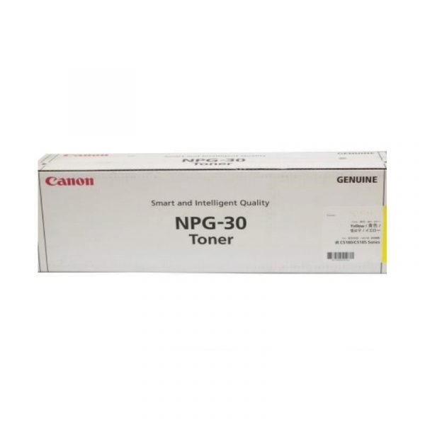 CANON - Yellow Toner NPG-30