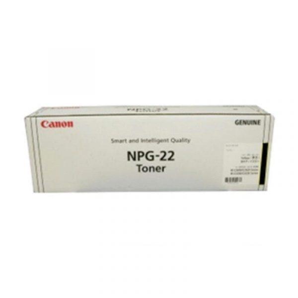 CANON - Black Toner NPG-22