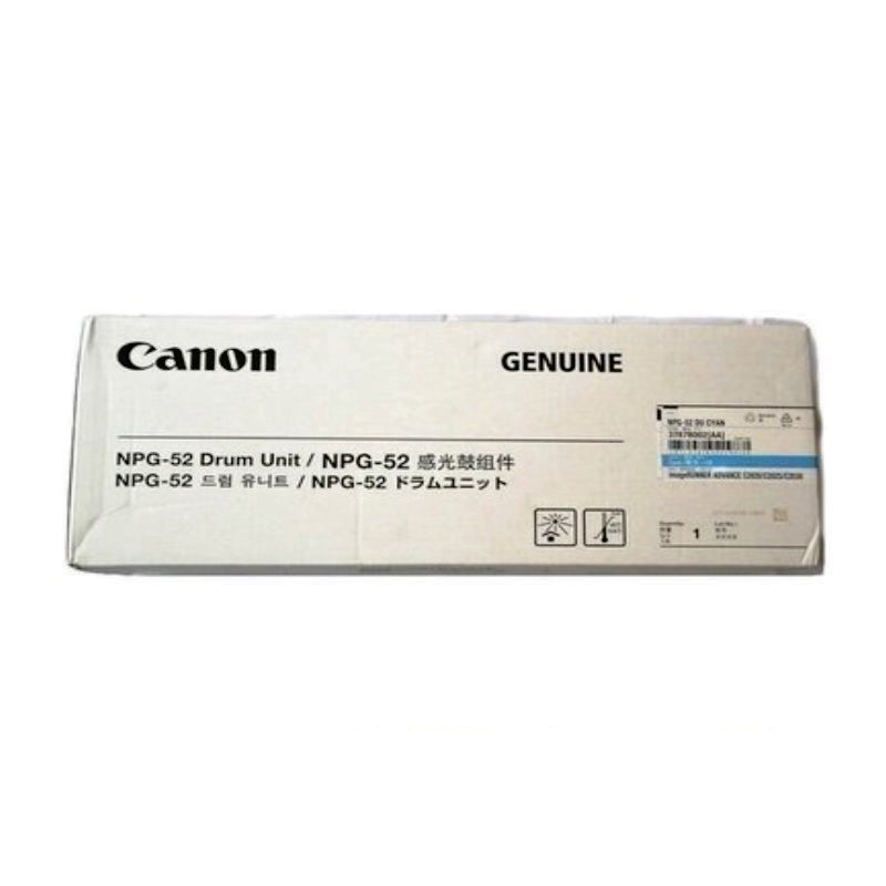 CANON - Cyan Drum NPG-52