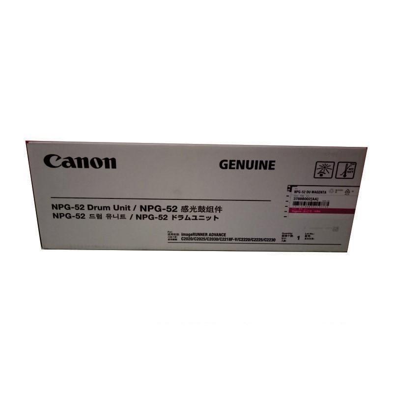 CANON - Magenta Drum NPG-52