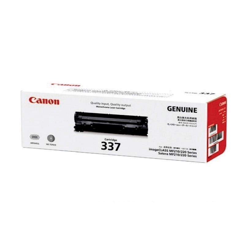CANON - Black Toner CRG-337