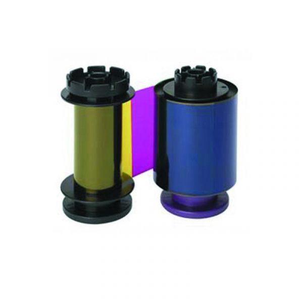 EVOLIS - Avansia Ribbon Color YMCK 500 Images [RT4F010P00308]