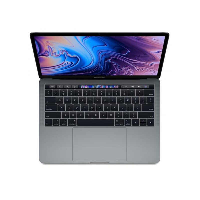 APPLE - MacBook Pro 13 TB (i5/8GB/256GB/Space Grey) [MUHP2ID/A]