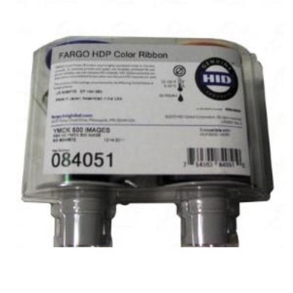 FARGO - Ribbon Color YMCKH HDP5000 [84051]